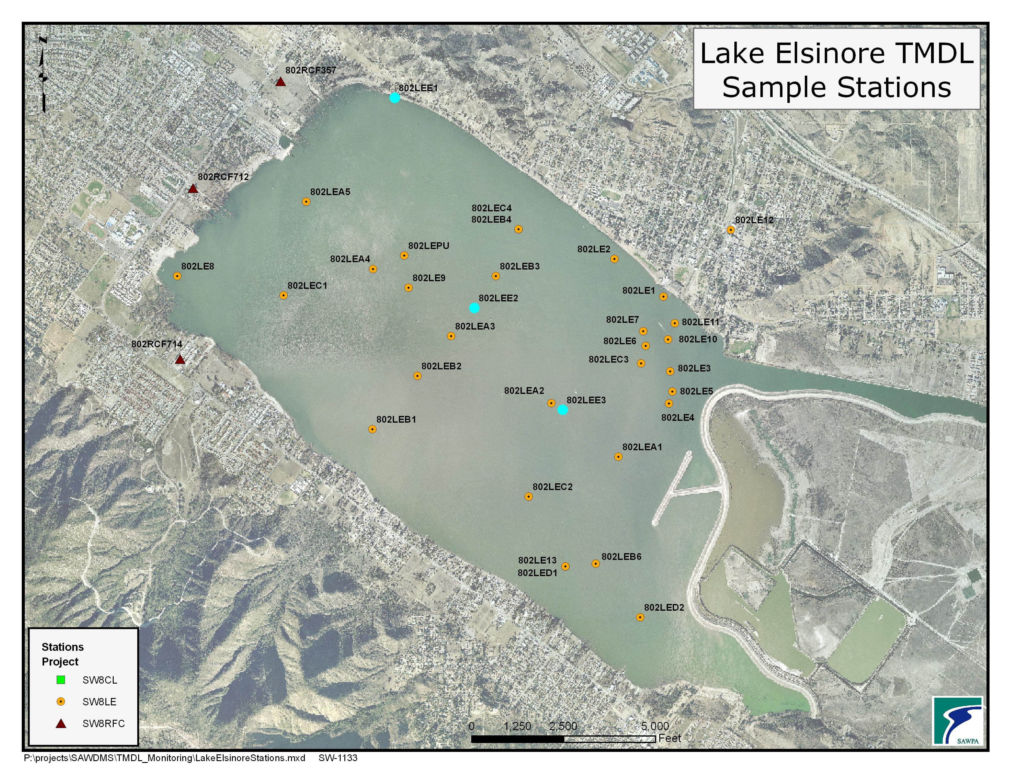 LECL TMDL Task Force Lake Elsinore and San Jacinto Watersheds