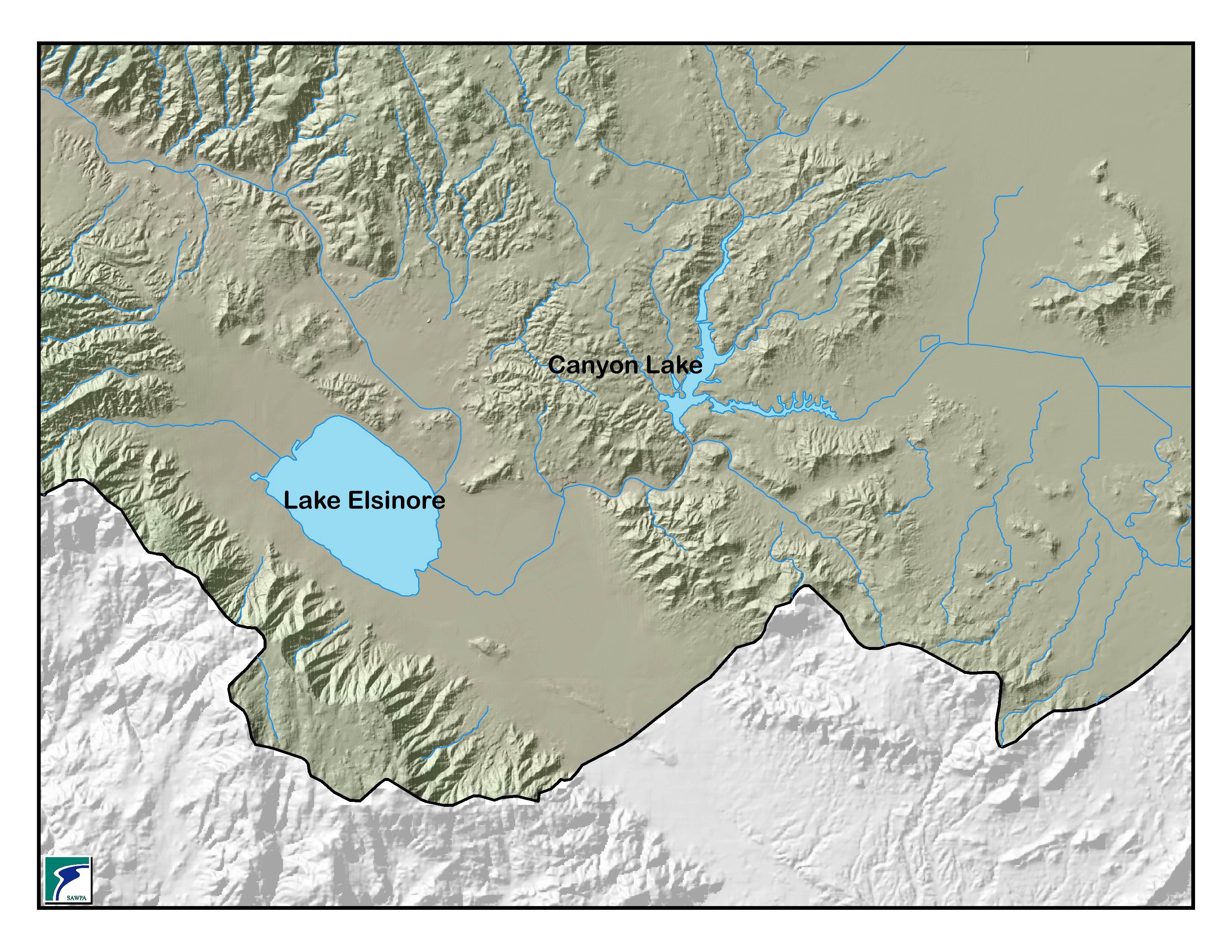 Lake Elsinore Canyon Lake TMDL Task Force Santa Ana Watershed